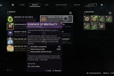 Where To Find Necromantic Strand In Destiny 2