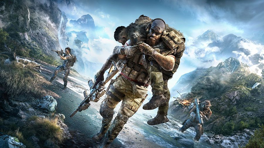 Where To Find Pre-Order DLC Items For Ghost Recon Breakpoint
