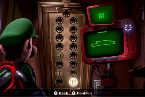 Where To Find The Elevator Buttons In Luigi's Mansion 3