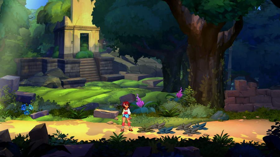 Where To Find The Resurrection Lilies In Indivisible
