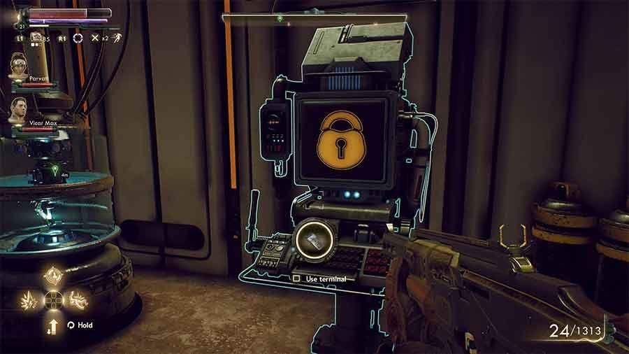Where To Find UDL Lab Weapons Keycard In Outer Worlds