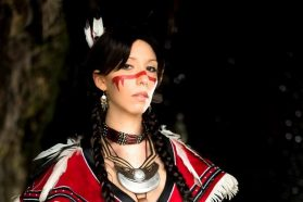 Cosplay Wednesday – Assassin's Creed III's Alsoomse