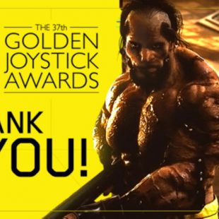 Cyberpunk 2077 Claims Golden Joystick Award for Most Wanted Game