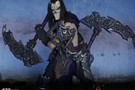 Cosplay Wednesday – Darksiders' Death