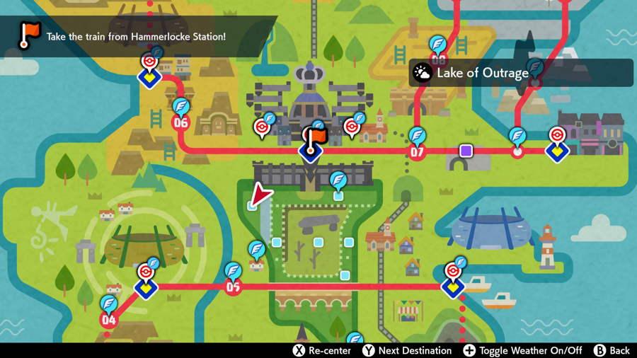 Ditto location pokemon sword and shield