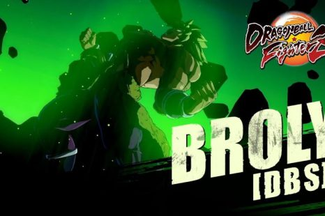 Broly Coming to Dragon Ball FighterZ