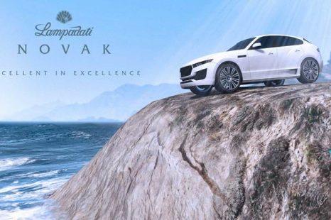 Lampatadi Novak Now Available in GTA Online