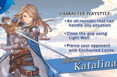 Granblue Fantasy: Versus Gets Katalina Character Trailer