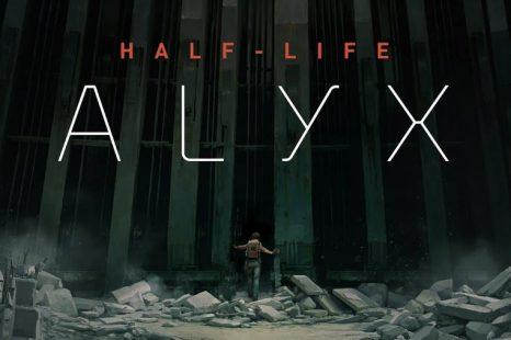 Half-Life: Alyx Coming March 2020