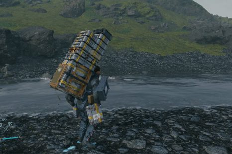 How Not To Fall Over In Death Stranding