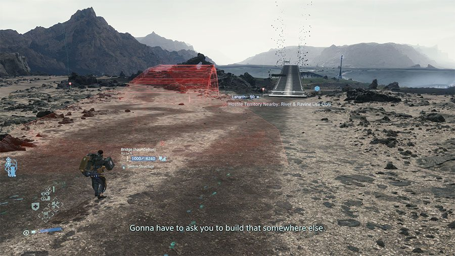 How To Build A Bridge In Death Stranding