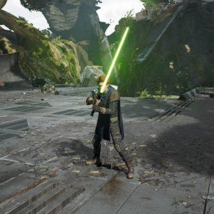 How To Change Lightsaber Color in Star Wars Jedi Fallen Order