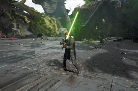 How To Change Lightsaber Color in Star Wars Jedi Fallen Order
