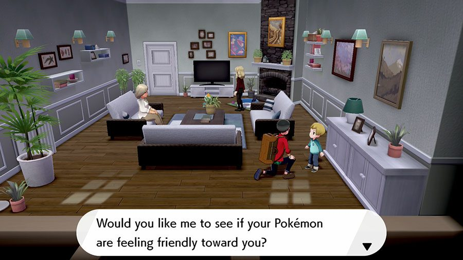 How To Check Pokemon's Friendship Level In Pokemon Sword & Shield