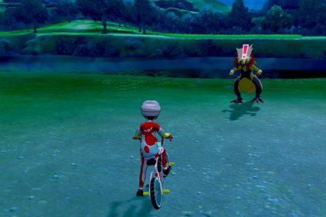 How To Cross Water In Pokemon Sword & Shield