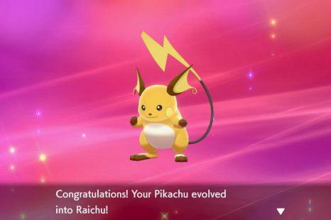 How To Evolve Pikachu In Pokemon Sword & Shield