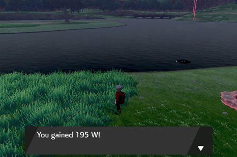 How To Get W (Watts) In Pokemon Sword & Shield