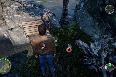 How To Pick Up Items In Shenmue 3
