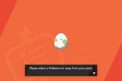 How To Hatch Eggs In Pokemon Sword & Shield