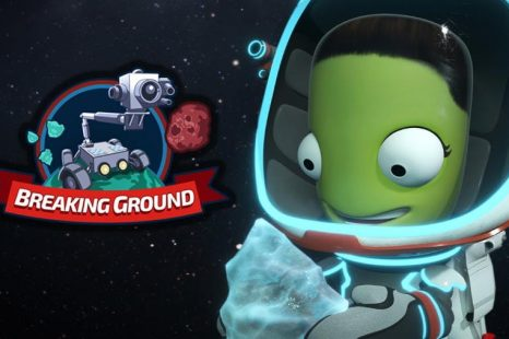 Kerbal Space Program Breaking Ground Expansion Hitting Consoles Next Month