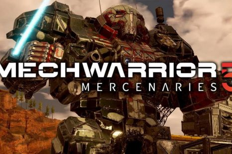 MechWarrior 5: Mercenaries Gets Walkthrough Video