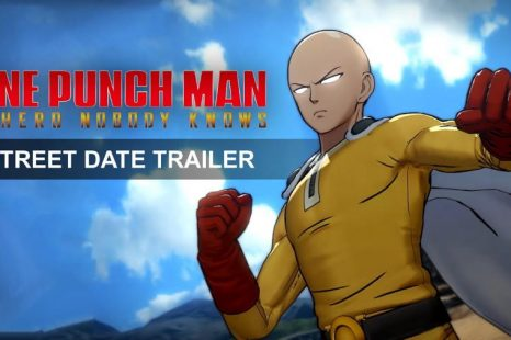 One Punch Man: A Hero Nobody Knows Coming February 28