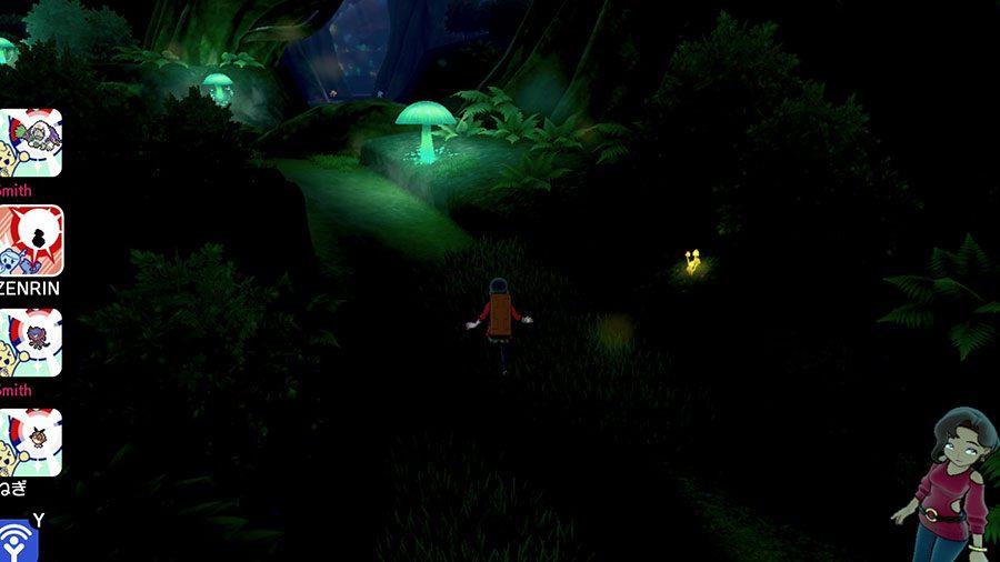 Where To Find Oranguru In Pokemon Sword & Shield