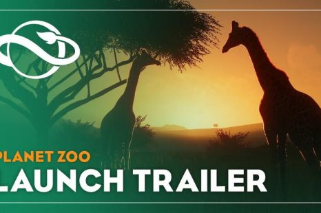 Planet Zoo Gets Launch Trailer