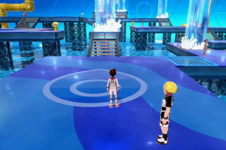 Pokemon Sword And Shield Water Gym Puzzle Guide