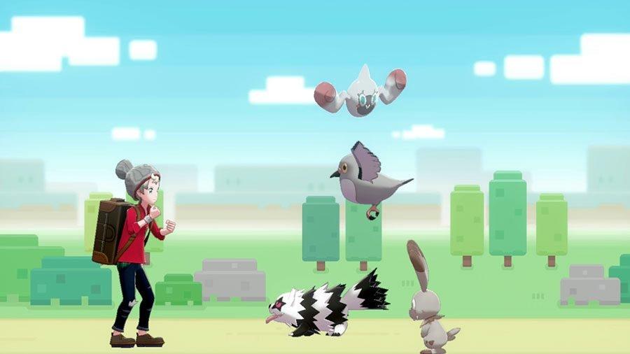 Pokemon Sword & Shield Poke Jobs Guide