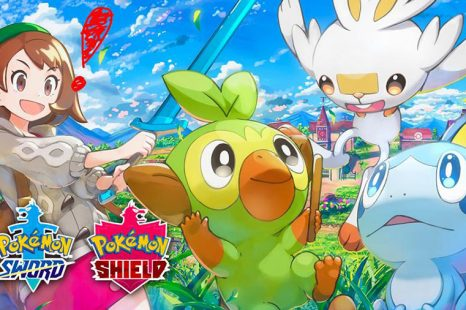 Pokemon Sword & Shield Wild Area Guide