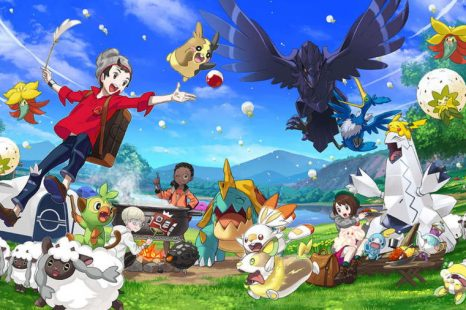 Pokémon Sword and Shield Sales Exceed 6 Million Units Worldwide