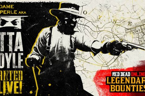 Etta Doyle Legendary Bounty Coming to Red Dead Online