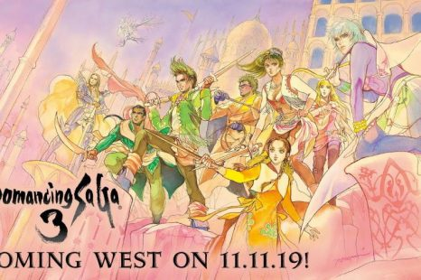 Romancing SaGa 3 Gets Launch Trailer