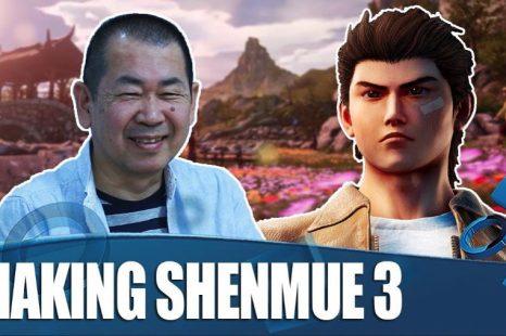 Shenmue III Detailed in New Yu Suzuki Interview