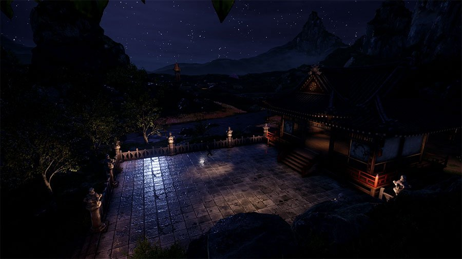 Shenmue 3's Gorgeous Environments