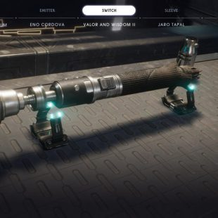 Star Wars Jedi Fallen Order Lightsaber Switch Location Guide