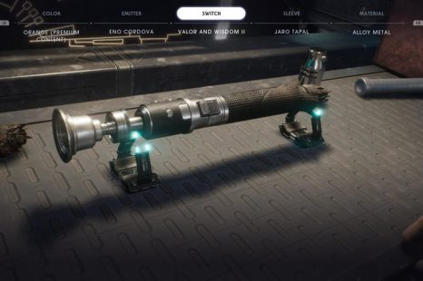 Star Wars Jedi Fallen Order Lightsaber Switch Location Guide