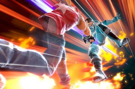 Super Smash Bros Ultimate's Terry Bogard Gets New Trailer