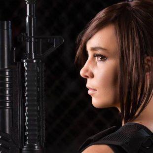 Cosplay Wednesday – The Terminator's Sarah Connor