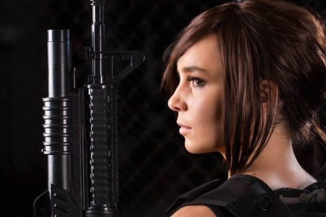 Cosplay Wednesday – The Terminator's Sarah Connor