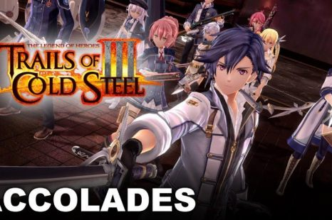 Trails of Cold Steel III Gets Accolades Trailer