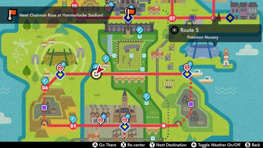 Where To Find Applin In Pokemon Sword & Shield location