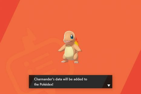 Where To Find Charmander In Pokemon Sword & Shield