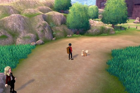 Where To Find Growlithe In Pokemon Sword & Shield