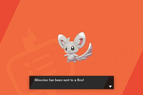 Where To Find Minccino In Pokemon Sword & Shield
