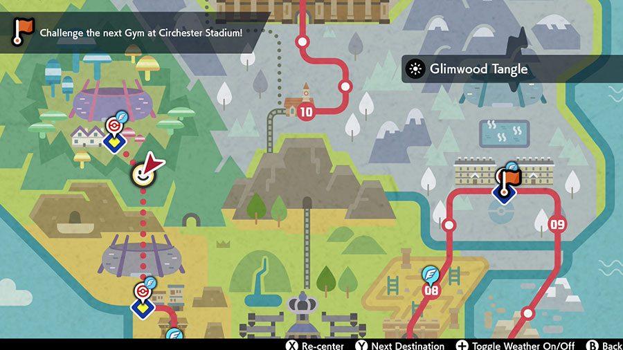 Where To Find Ponyta In Pokemon Shield Location