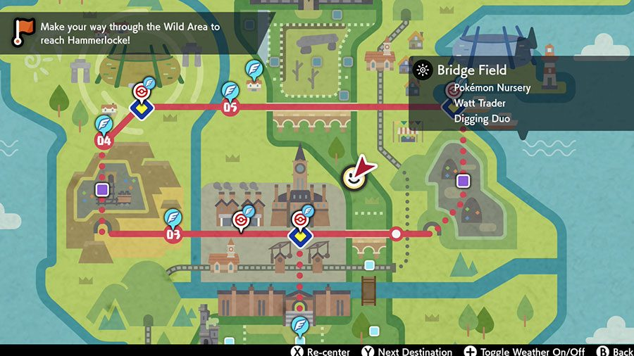 Where To Find Shiny, Dawn, Sun & Other Stones In Pokemon Sword & Shield