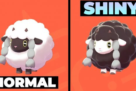 Where To Find Shiny Pokemon In Pokemon Sword & Shield