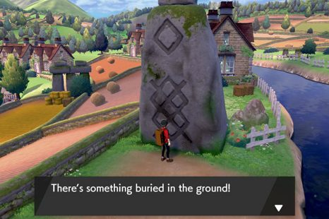 Where To Find Turffield Treasure Riddle In Pokemon Sword & Shield